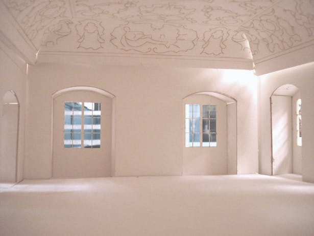 Castle Bothmar, CH (interior)