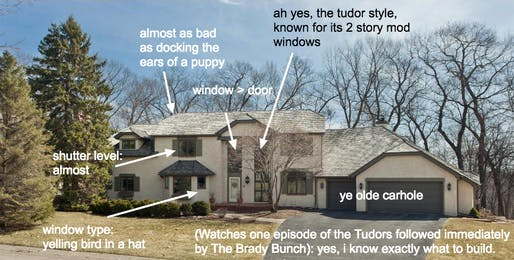 Image courtesy of McMansionHell.com