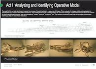 Analysis and Identifying Operative Model