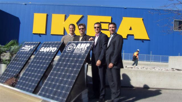 Ikea To Begin Selling Solar Panels News Archinect