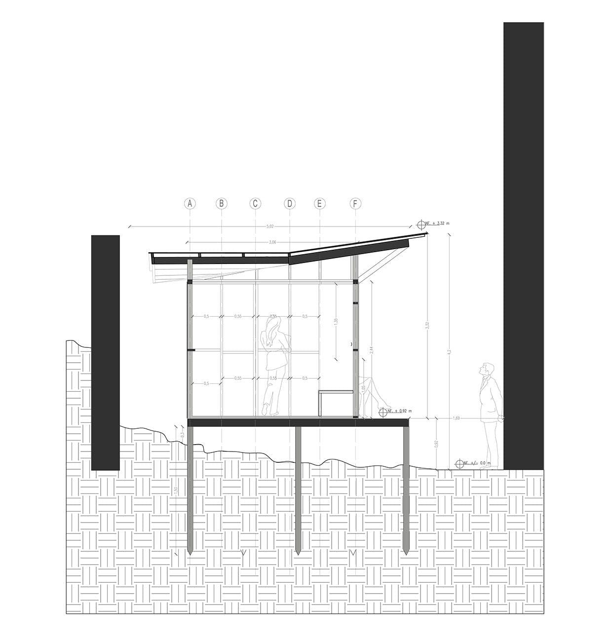 Mueble Habitable Daniel Arias Archinect # Gebrauchte Muebles