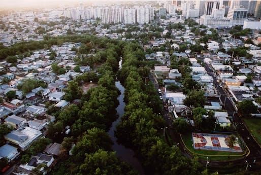 Martín Peña Channel Community Land Trust. Photo courtesy of 2017 Fuller Challenge.