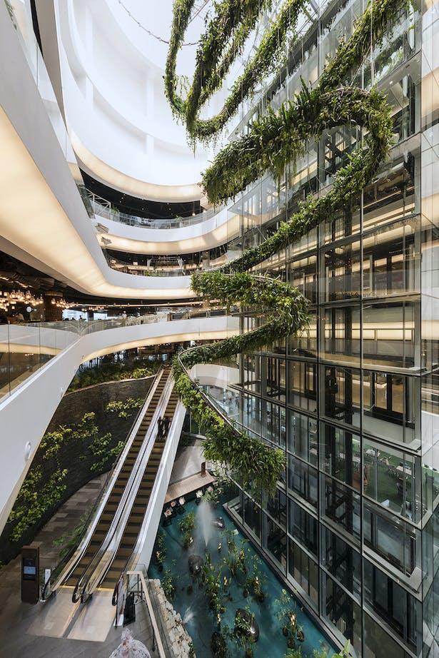 Atrium - Building A