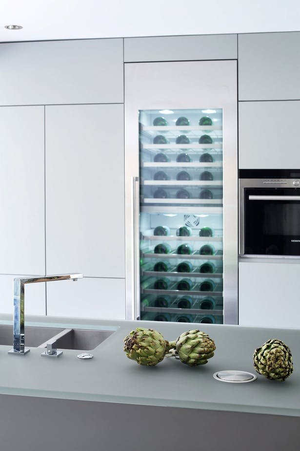 LLI Design - Butterton - Kitchen Detail