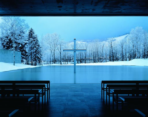 Church on the Water, 1988. Photo © Yoshio Shiratori.