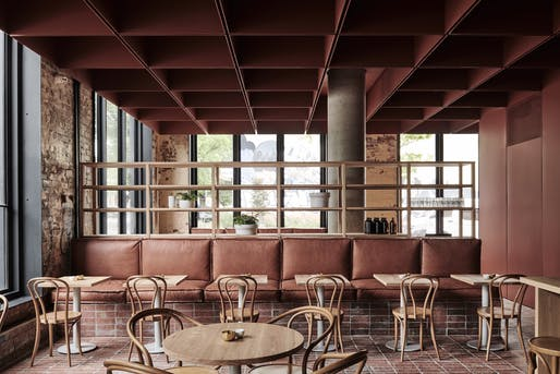 'Hospitality Design': Bentwood by Ritz and Ghougassian. Photo Credit:Tom Blanchford.