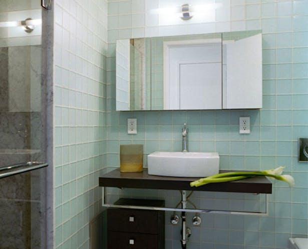 East Side Duplex - MAster Bathroom
