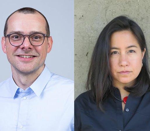 """Ana María León and Torsten Lange, """"Bodies of Work: Activism, Gender, Architecture"""""""