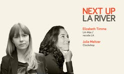 Listen to 'Next Up: The LA River' Mini-Session #6: Julia Meltzer (Clockshop) and Elizabeth Timme (LA-Más)