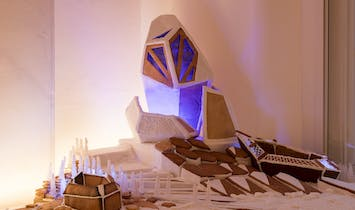Gingerbread City: Zaha Hadid Architects, Foster + Partners and others reveal their sweetest designs