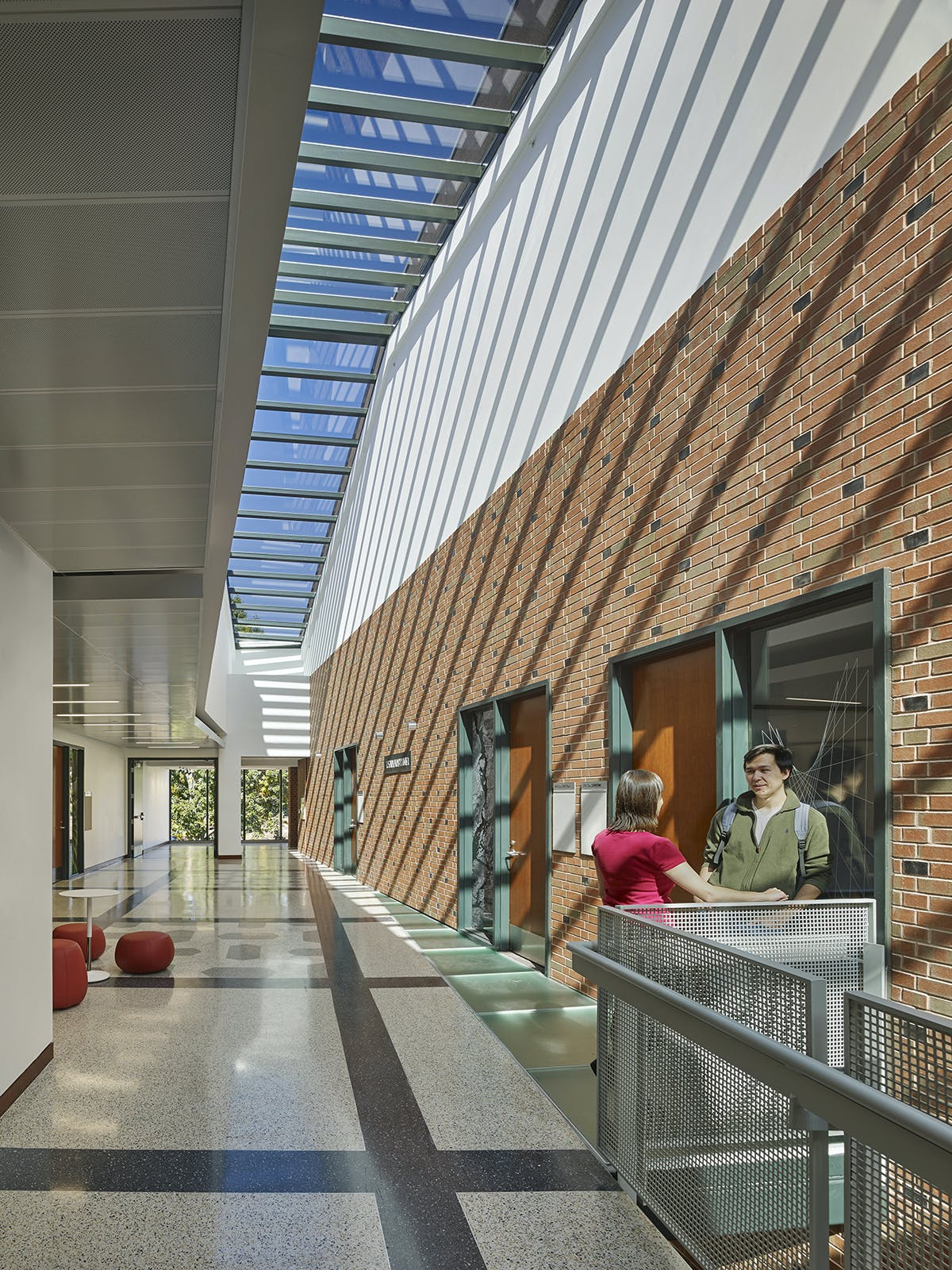 Lawrenceville Kirby Math And Science Building Studio