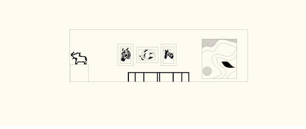 Art Gallery Elevation