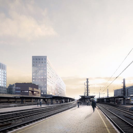 Rendering by Luxigon, © OMA.