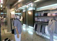 Desing & construction Millennium Fashion Group store : Volos- Greece by http://www.facebook.com/WORKS.C.D