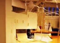 Lunar Medical Workstation | Individual Design, Studio Exhibit Design and Fabrication {Third Year}