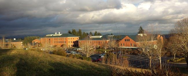 Washington State University, Vancouver Campus. Image: ZGF Architects