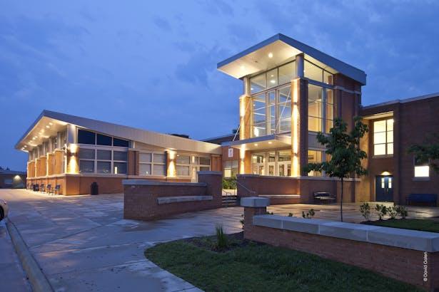 nude woodson high school