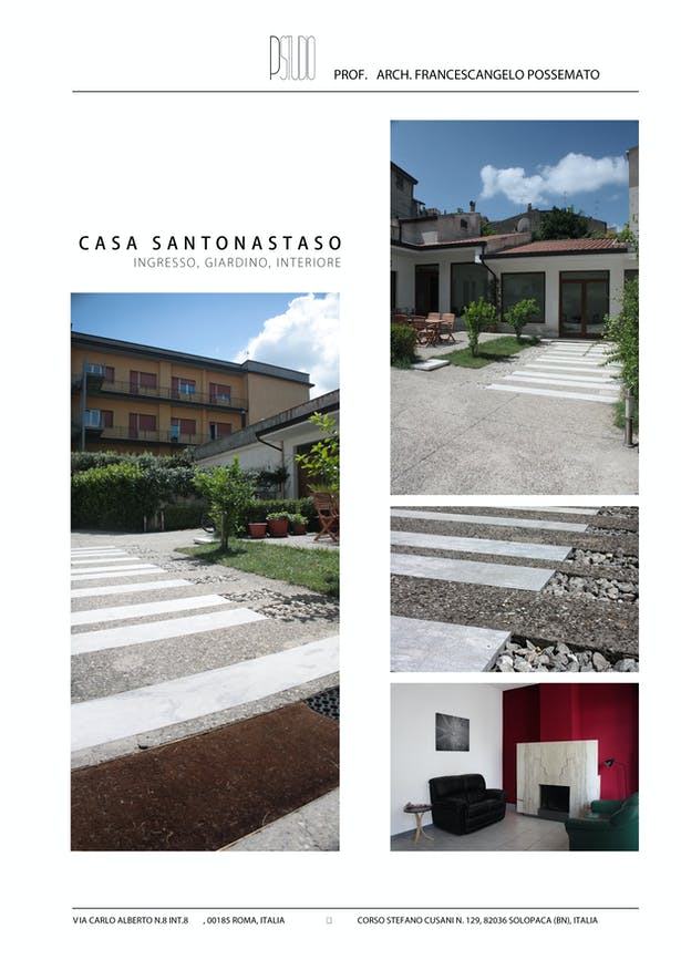Solopaca, Italy_Casa Santonastaso by Franco Possemato