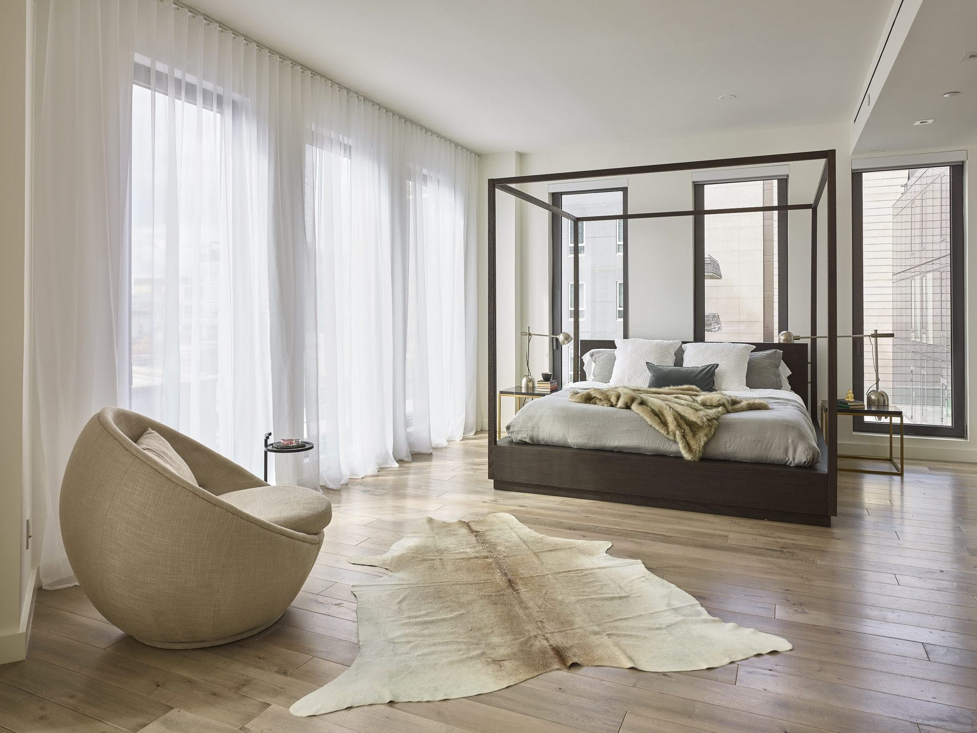 Interior designer architect renwick street apartments located in nyc by oda architecture image frank oudeman