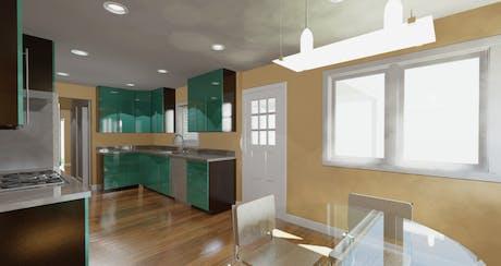 Housing rehab in Skokie, IL