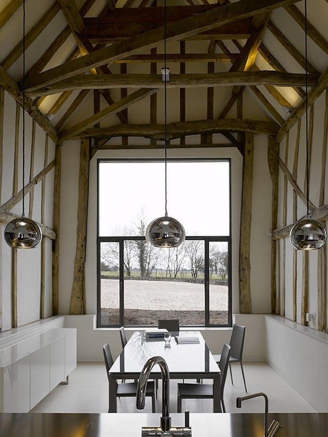 Chantry Farm Barn in Denston, UK by Hudson Architects