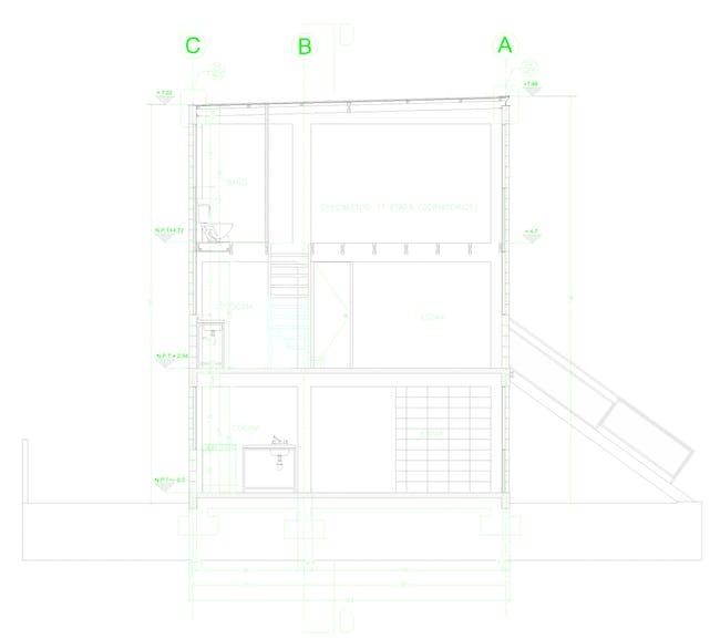 Plan of Quinta Monroy from Elemental.
