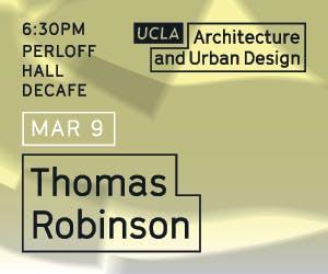 Lecture: Thomas Robinson