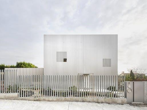 camps felip arquitecturia - Casa Unifamiliar Sant Cugat. Spain. Photo: José Hevia.
