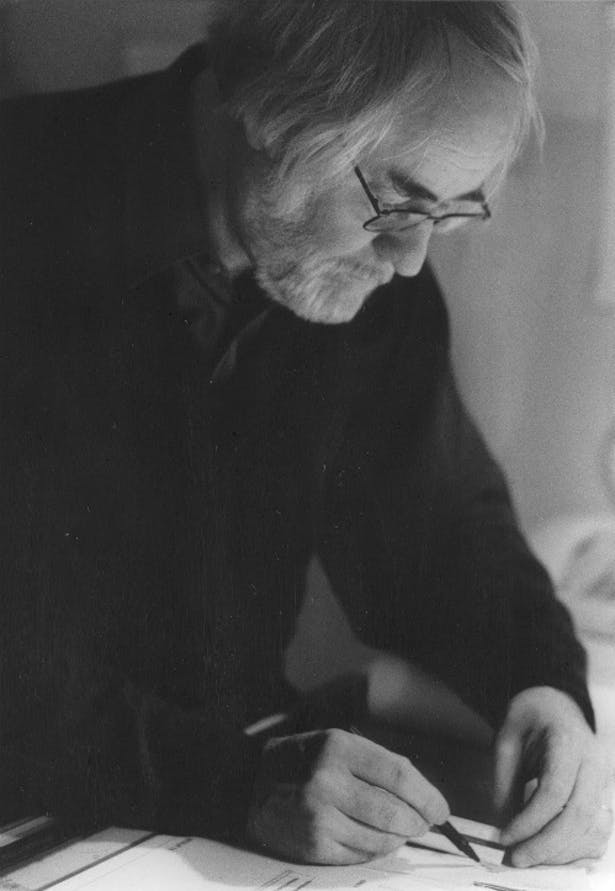Juhani Pallasmaa to speak at NSAD Feb. 19, 2014. Photo credit: Knut Thyberg