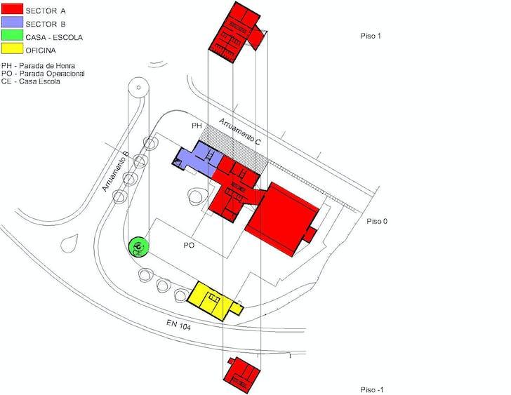Diagram (Image: Álvaro Siza Vieira)