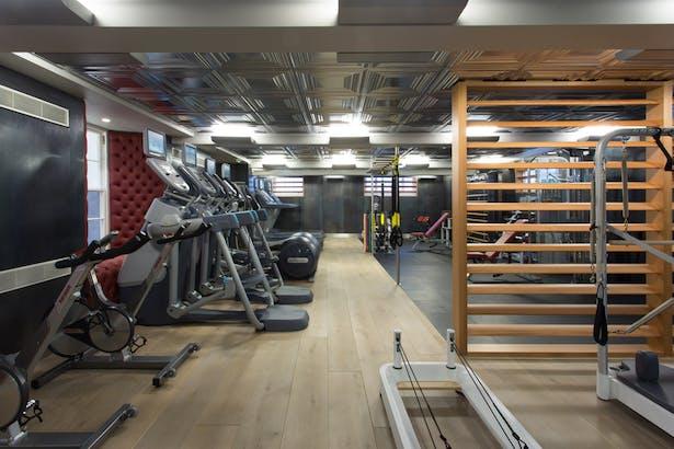 Grace Belgravia: Gym