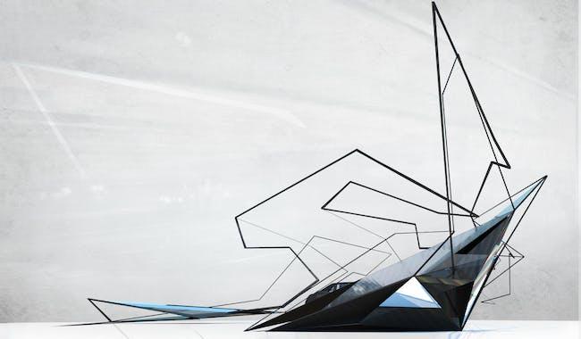 Lamborghini Exhibition Space by Aleksandra Sliwinska