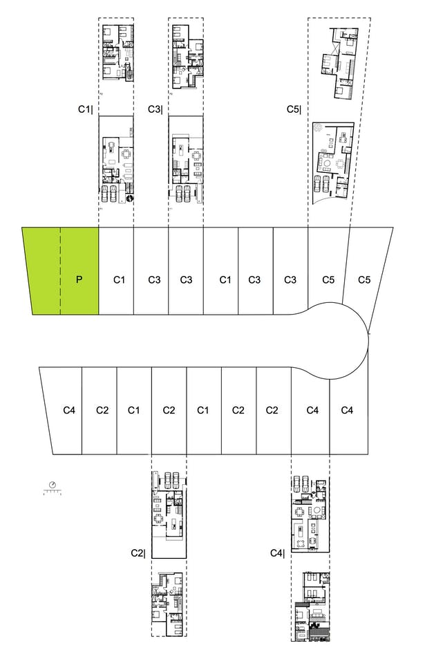 General layout