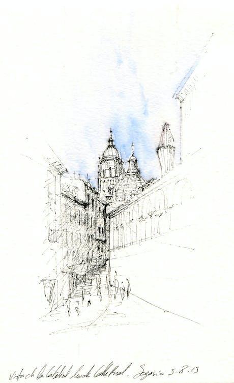 Cathedral, Segovia, Castilla y León, Spain