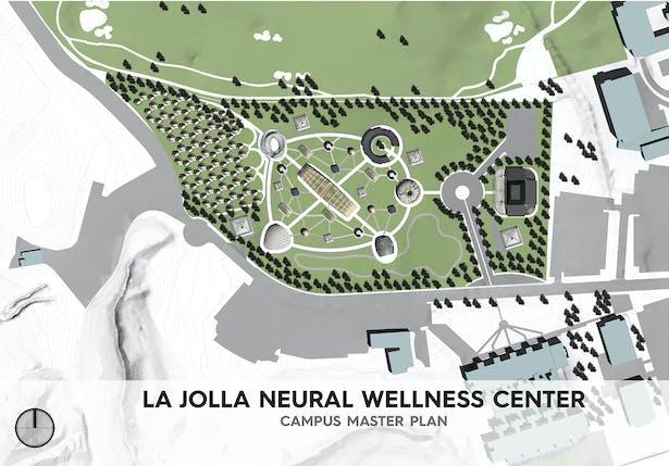 Neural Wellness Campus Master Plan