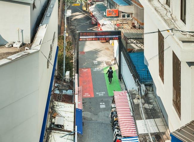 Koolhaas & Niermann's 'The Vote', image credit Kyungsub Shin.