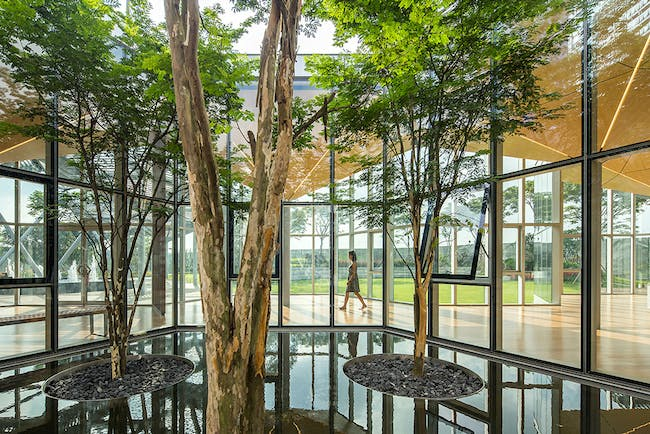 HEX-SYS in Guangzhou, China by OPEN Architecture; Photo: Zhang Chao