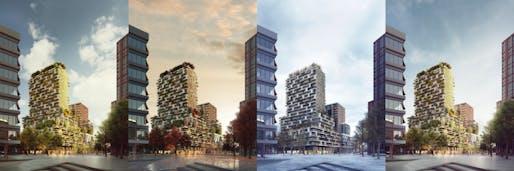 Image credit: Imaginary A2 / Stefano Boeri Architetti