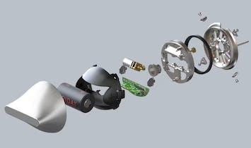 "BIG designs a new ""smart lock"""
