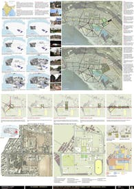 Academic experience (Masters in Urban Design)