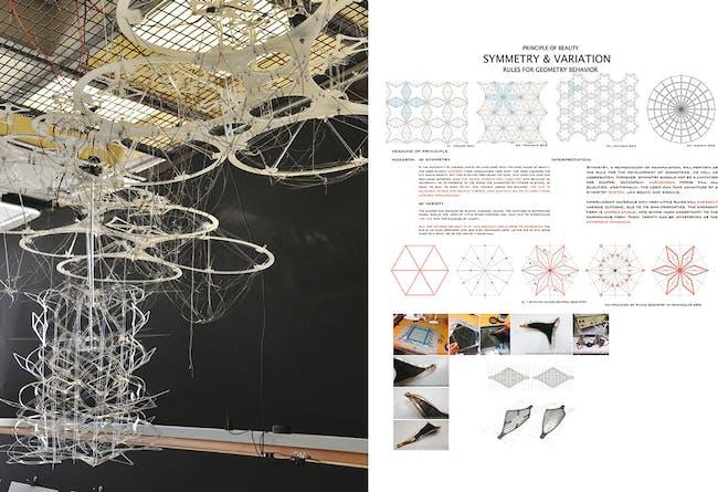eVolo_06: Digital & Parametric Architecture. Image courtesy of eVolo.