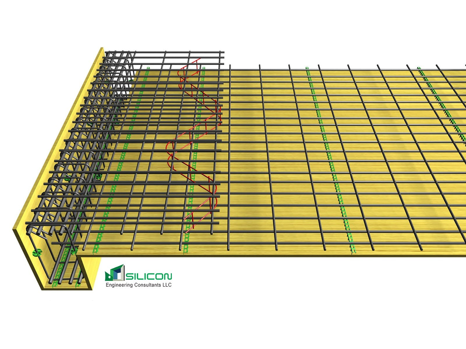 Rebar Detailing School : Tekla steel rebar detailing and fabrication services
