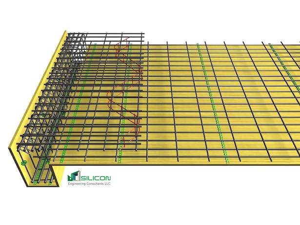 Tekla Steel Rebar Detailing and Fabrication Services