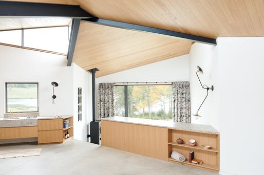 GRT Architects, Millerton Studio. Photo: I. Schori.
