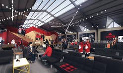 Take a look at Canada's Olympic House at the 2018 PyeongChang games