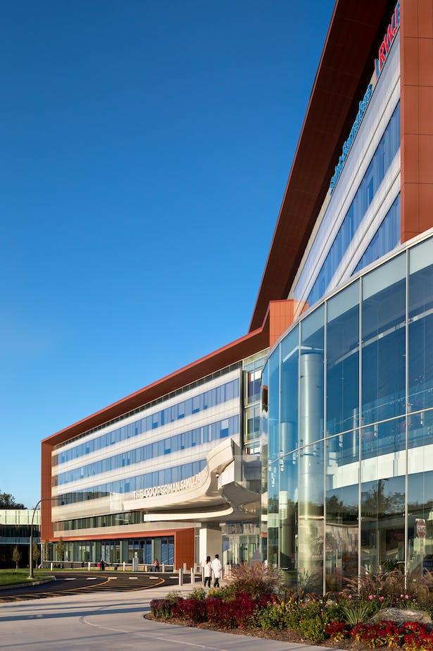 Saint Barnabas Medical Center - The Cooperman Family