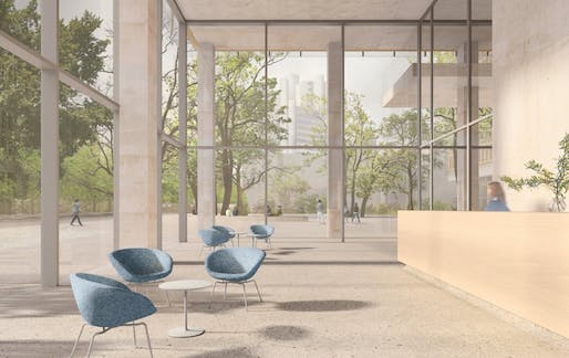 Image © David Chipperfield Architects.