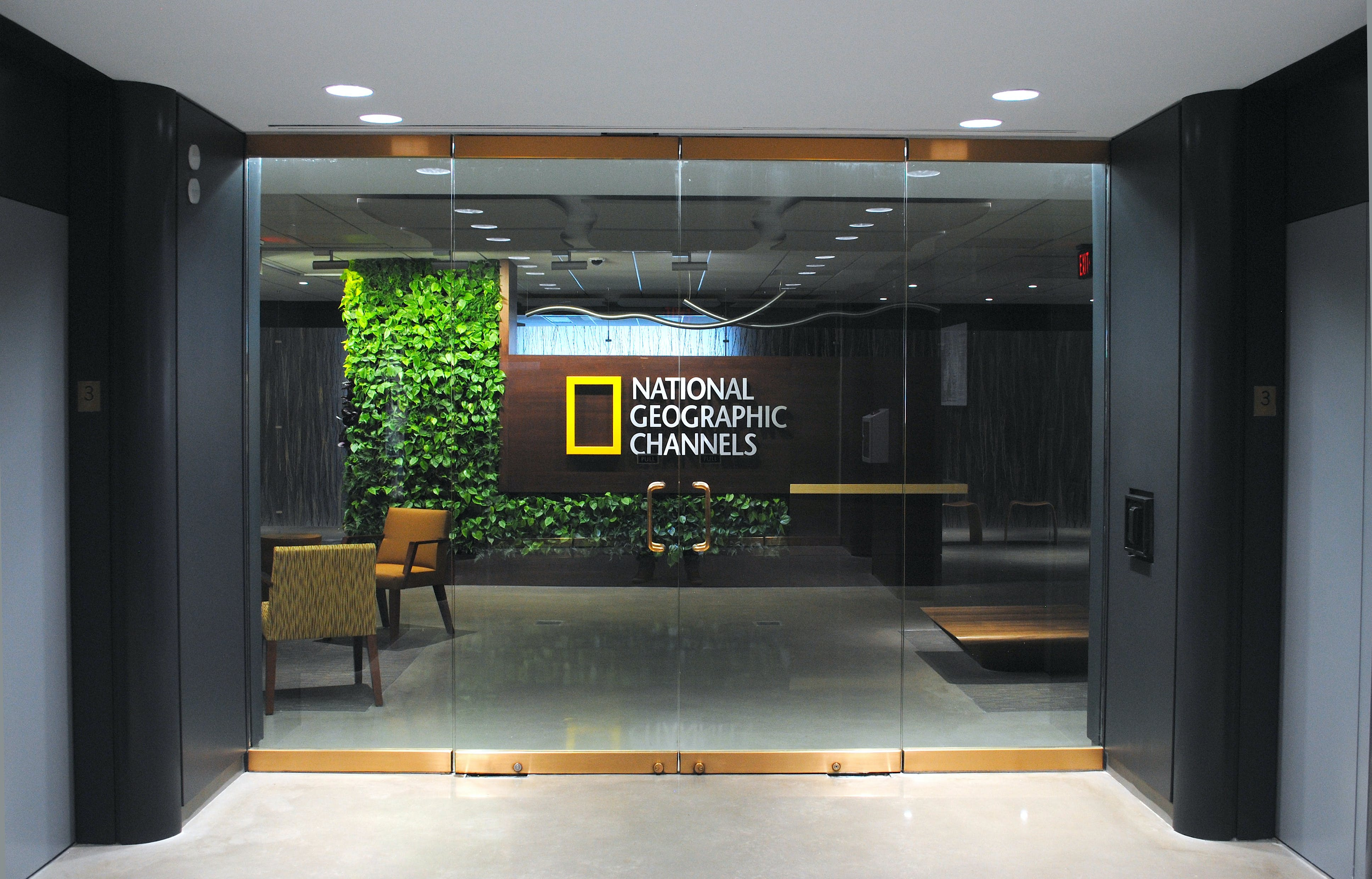 National Geographic Channels Stephen White Archinect