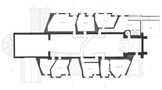 Plan drawing