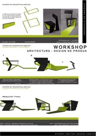 Workshop - ENSA Versailles, France